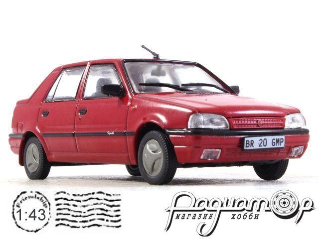 Masini de Legenda №45, Dacia SuperNova (2000) (PV)