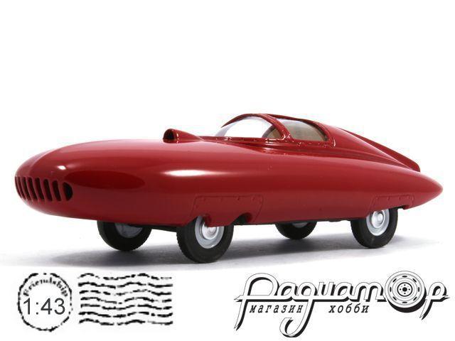 ГАЗ-СГ2 «Торпедо-ГАЗ» (1951) 2-2-1
