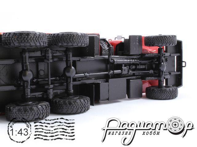 Урал-55571 АДПТ пожарный (2002) 19-2-5