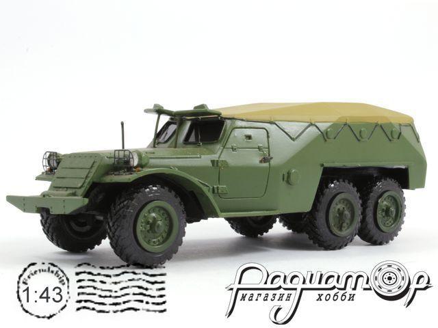 БТР-152 с тентом (1950) 17-7