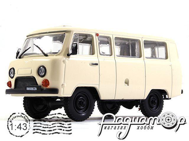 Автолегенды СССР №16, УАЗ-452В (1965) (I)