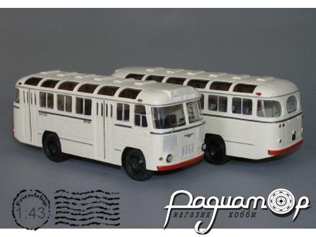 ПАЗ-652Б местного сообщения (1963) V3-01