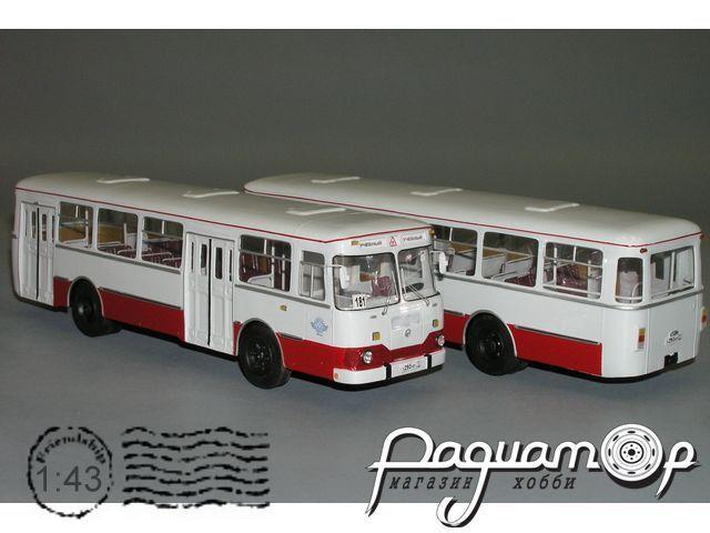 ЛиАЗ-ЯАЗ-677М учебный (1986) V3-55.2