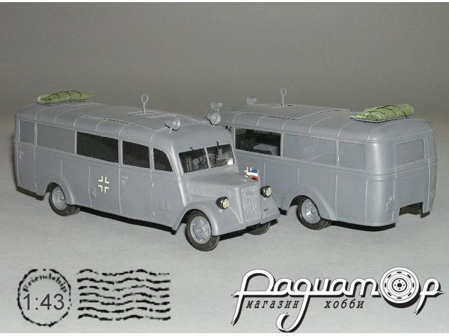 Opel Blitz Вермахт (1942) V7-35.3