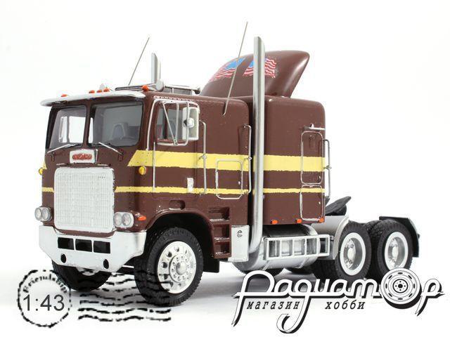 White-Freightliner WFP седельный тягач (1986) 12-2-4A