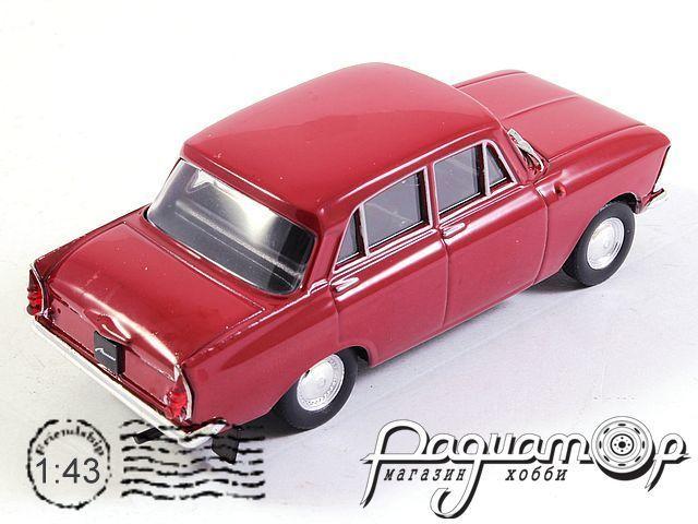 Автолегенды СССР №14, Москвич-408 (1964)