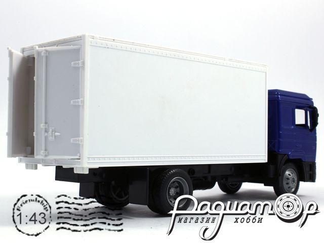 MAN F2000 фургон (1994) 15493B