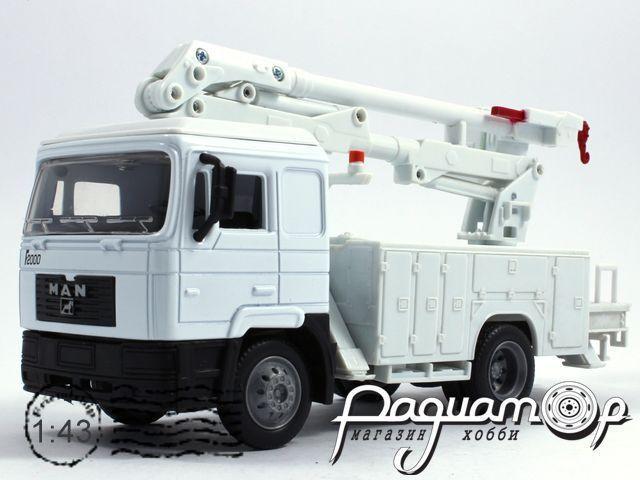 MAN F2000 автовышка (1994) 15493C