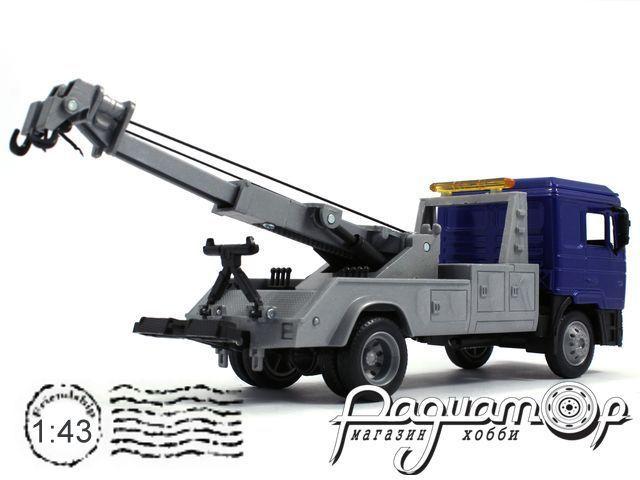 MAN F2000 эвакуатор (1994) 15493D