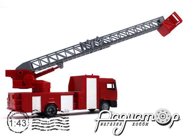 MAN F2000 пожарная автолестница (1994) 15493E