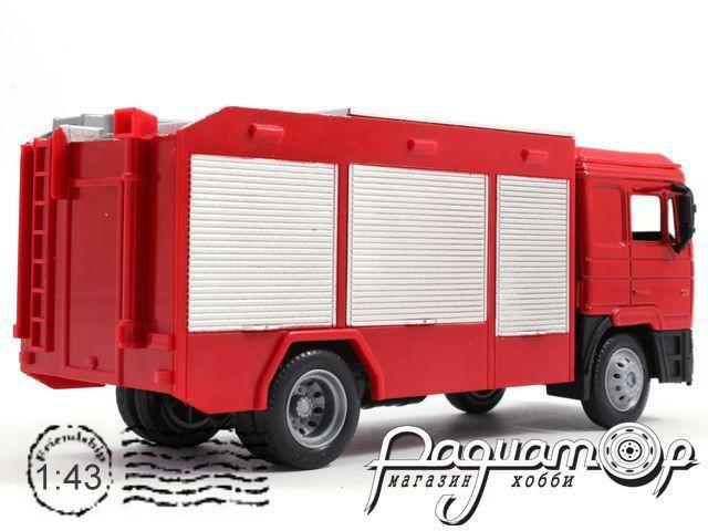 MAN F2000 пожарный (1994) 15493F