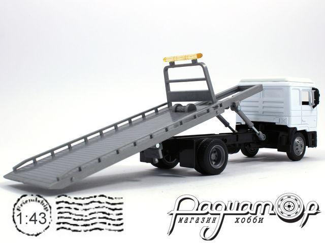 MAN F2000 грузовая платформа (1994) 15493G