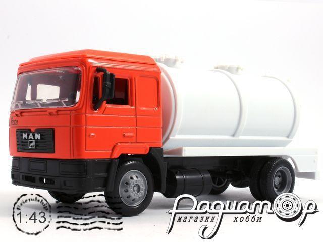 MAN F2000 автоцистерна (1994) 15493H