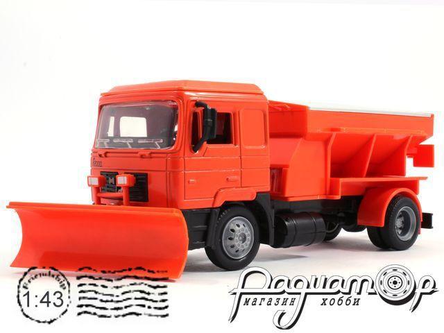 MAN F2000 автодоровец (1994) 15493K (B)