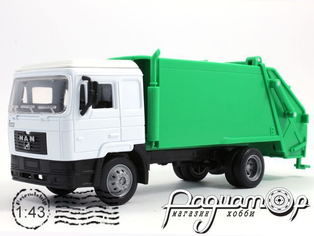 MAN F2000 мусоровоз (1994) 15493M
