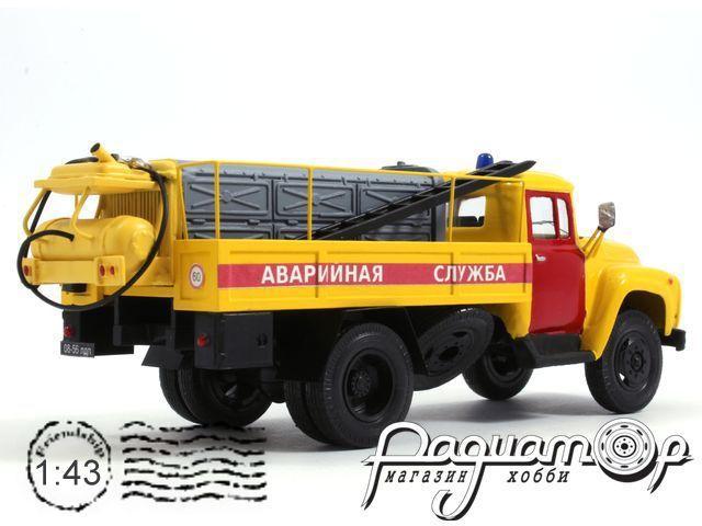 ЗиЛ-130 компрессор ПКС-5 аварийный (1974) 7-4-20.