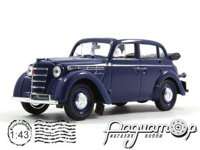 Автолегенды СССР №6, Москвич-400-420А (1949)