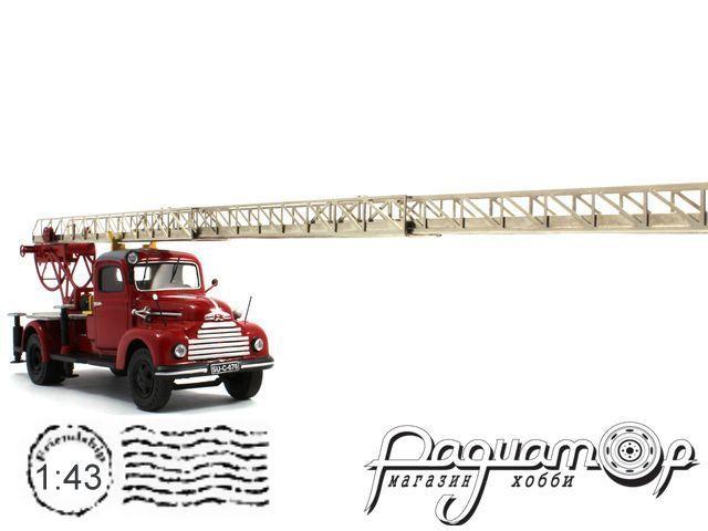 Ford FK 2500 DL-17 пожарная автолестница (1956) 11-2-5
