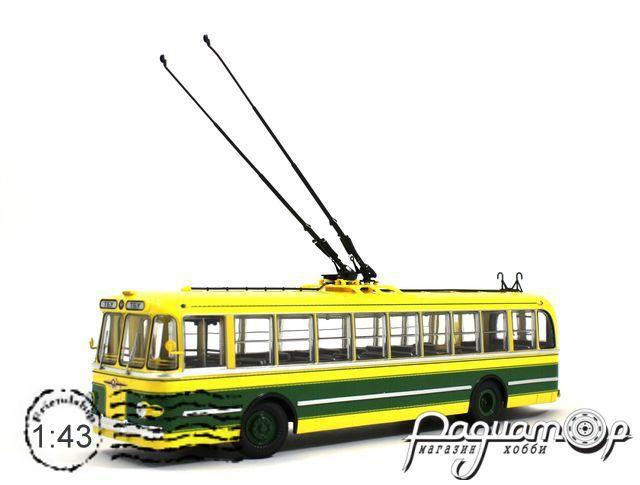 Троллейбус ТБУ-1 (1955) UM43-A3-0