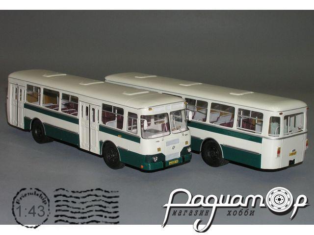 ЛиАЗ-ЯАЗ-677М производства Яхрома (1986) V3-55