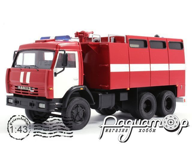 КамАЗ-53229 АР-2 пожарный (1998) 3-10