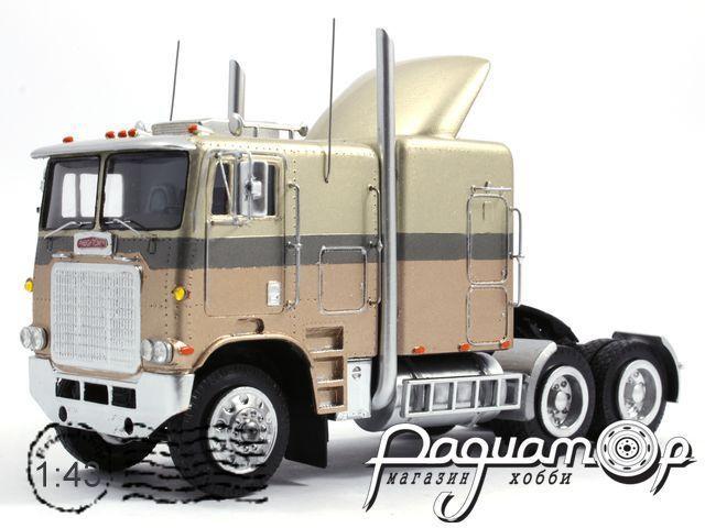 White-Freightliner WFP седельный тягач (1986) 23-7B