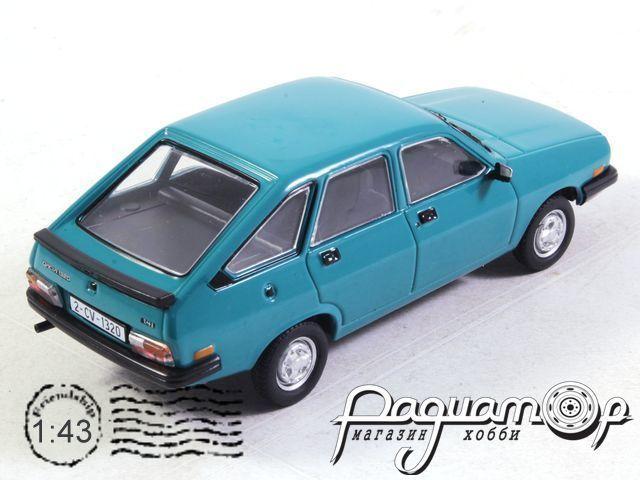 Masini de Legenda №49, Dacia 1320 (1987)