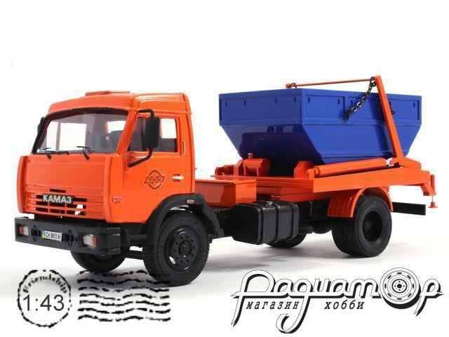 КамАЗ-53229 КО-450 (2002) 15-7-1