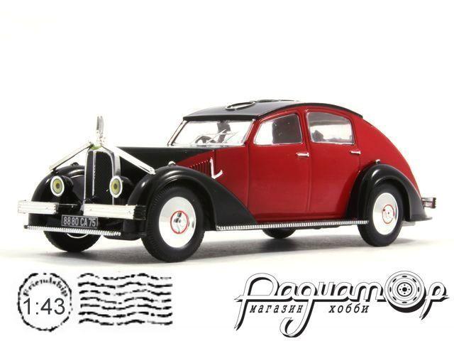 Voisin C25 Aerodyne (1934) MUS049