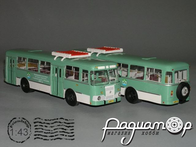 ЛиАЗ-677МГ «Конаково» (1968) V3-59