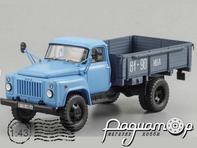 ГАЗ-52-04 бортовой (1986) 105203