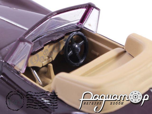 Суперкары №4, Jaguar XK140 (1954) (L)