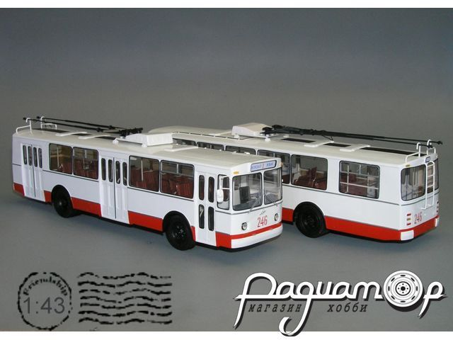Троллейбус ЗИУ-682В (1978) W1-37