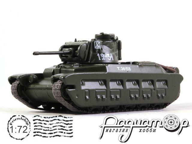 Русские танки №61, «Матильда» (1937)