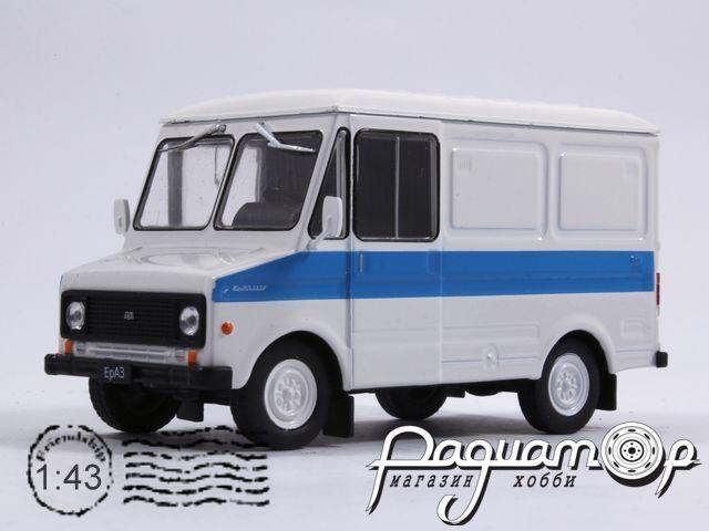 Автолегенды СССР №114, ЕрАЗ-3730 (1980)