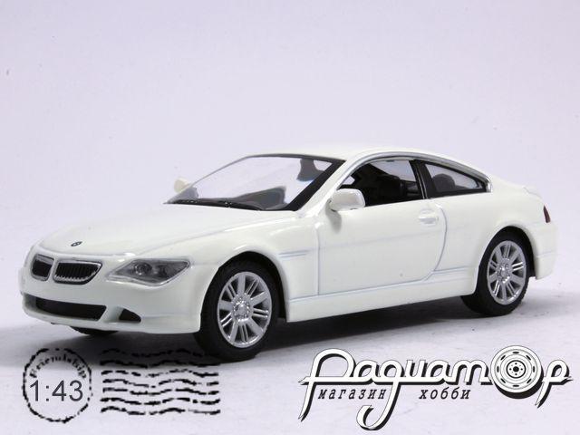 Суперкары №50, BMW 645 Ci (2004)