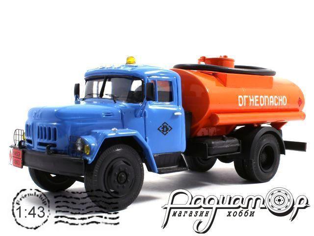 АМУР-531340 автоцистерна «Огнеопасно» (1987) 8-2-5