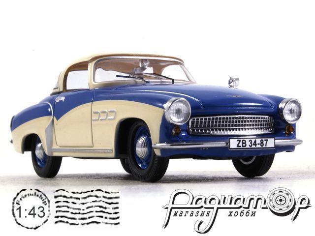 Wartburg 313 Sport (1957) IST023 (TI)