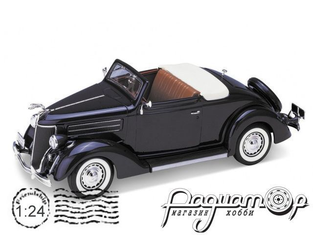 Ford Deluxe Cabriolet (1936) 22422W