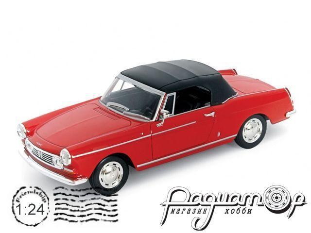 Peugeot 404 Cabriolet (1968) 22494H-W