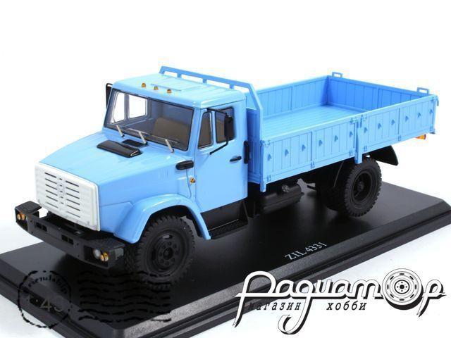 ЗИЛ-4331 бортовой (1986) SSM1042
