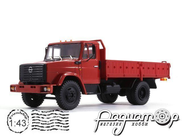 ЗИЛ-4331 бортовой (1986) SSM1048
