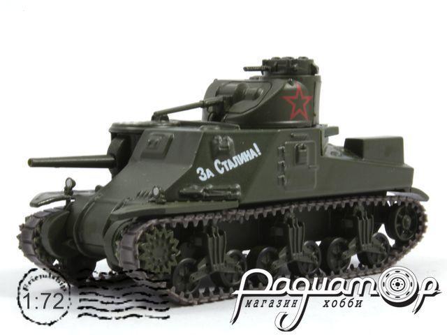 Русские танки №62, М3 «Ли» (1941)