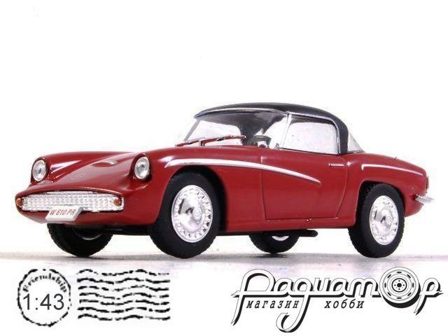 Kultowe Auta PRL-u Spec-Wydanie, Syrena Sport (1957)