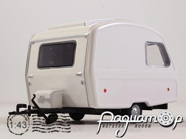 Kultowe Auta PRL-u Spec-Wydanie, Niewiadow N126 Caravan (1970)