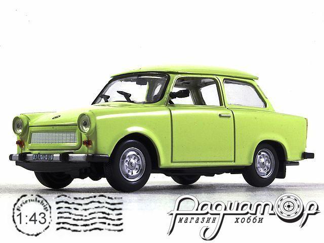 Kultowe Auta PRL-u №2, Trabant 601 (1963)