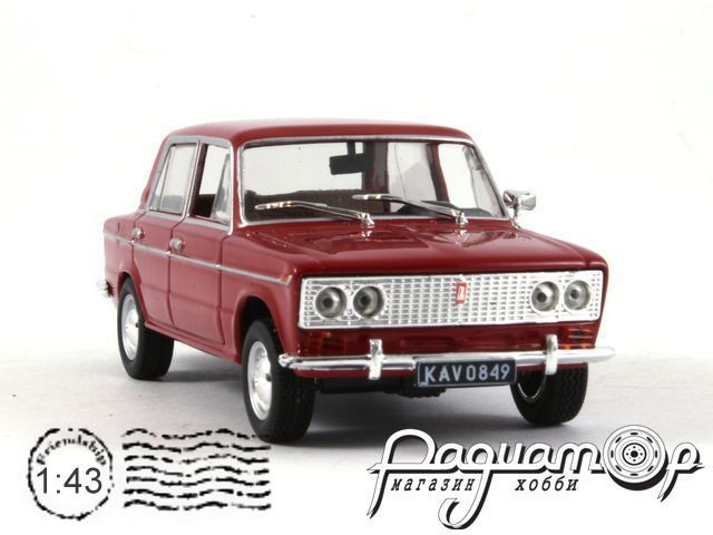 Kultowe Auta PRL-u №4, ВАЗ-2103 «Жигули» (1972)