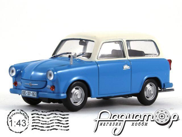 Kultowe Auta PRL-u №8, Trabant P50 Kombi (1957)