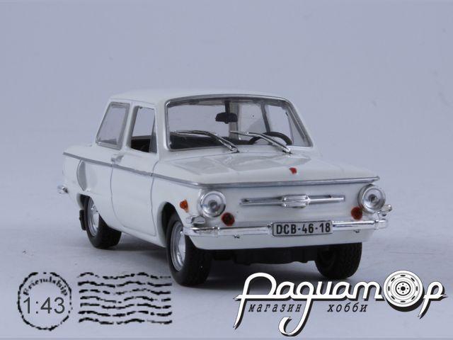 Kultowe Auta PRL-u №10, ЗАЗ-968 «Запорожец» (1971)