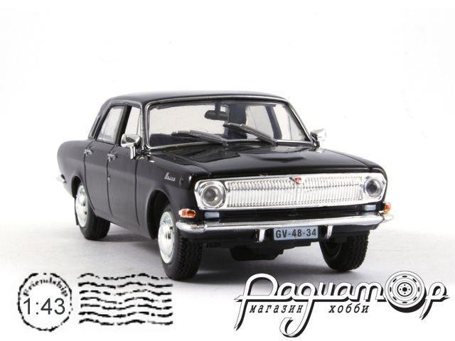Kultowe Auta PRL-u №14, ГАЗ-24 «Волга» (1970)